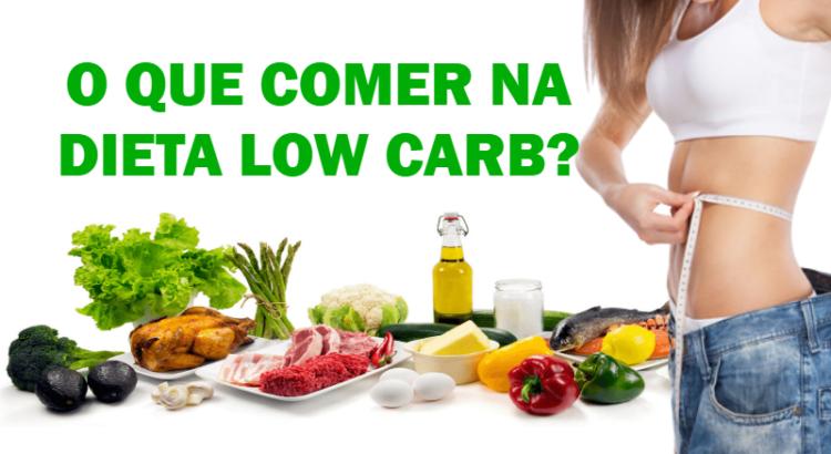 30 dias de low carb