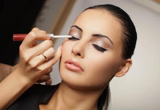 como economizar maquiagem